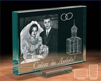Подарки из стекла на годовщину свадьбы 80